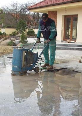 Broušení podlah ceník